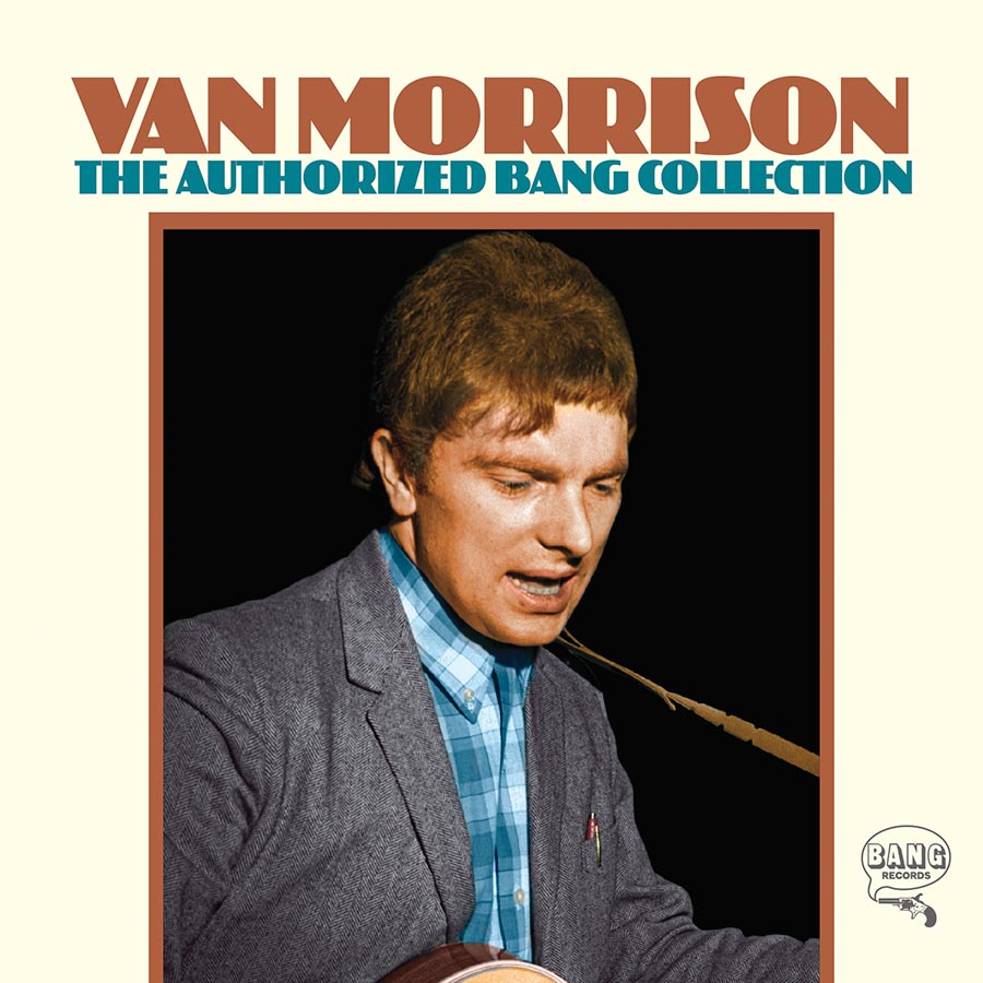 3CD Van Morrison Anthology 'The Authorized Bang Collection' To Be Released April 28