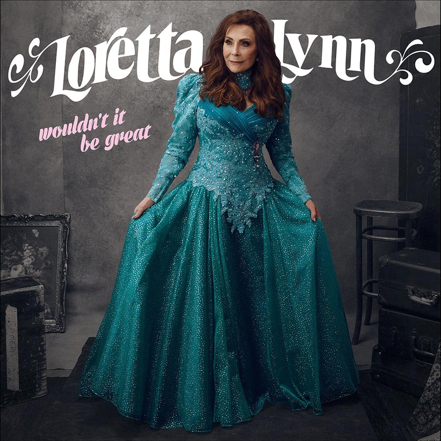 NPR First Listen: Loretta Lynn, 'Wouldn't It Be Great'