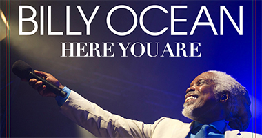 Billy Ocean 'Here You Are: The Music of My Life' Coming July 21