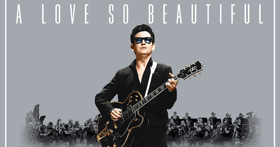 'A Love So Beautiful: Roy Orbison With The Royal Philharmonic Orchestra' To Be Released November 3
