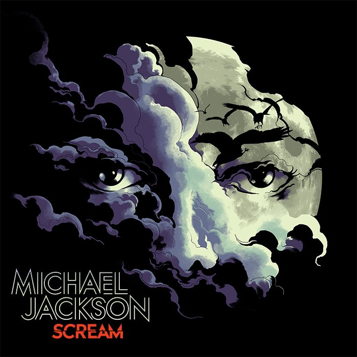 Michael Jackson SCREAM Album Features A Playfully Spooky Augmented Reality Experience – Out Today!