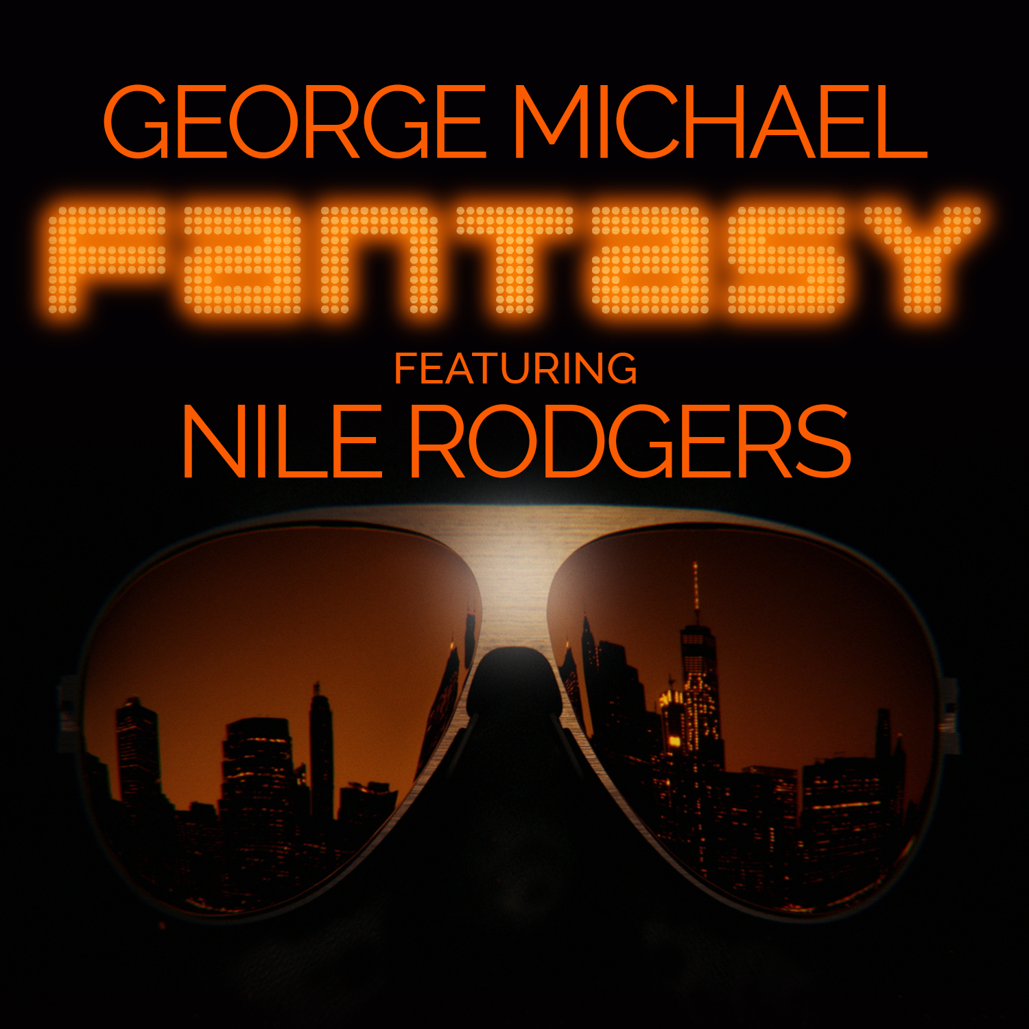 George Michael Single 'Fantasy' Featuring Nile Rodgers Premieres Today