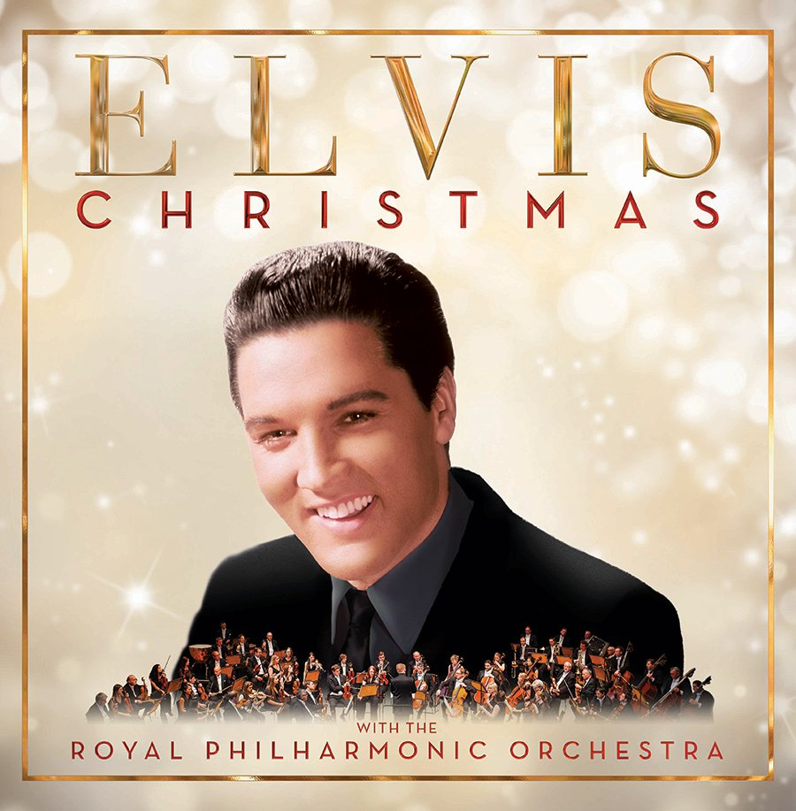 'Christmas With Elvis And The Royal Philharmonic Orchestra' To Be Released October 6