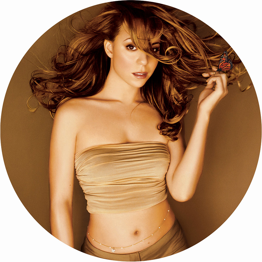 Mariah Carey's 'Butterfly' 20th Anniversary Celebrated With Release of Vinyl Picture Disc October 20