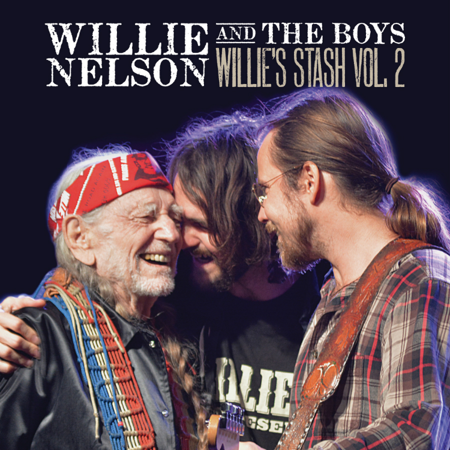 'Willie Nelson and the Boys (Willie's Stash, Vol. 2)' Set To Release on October 20