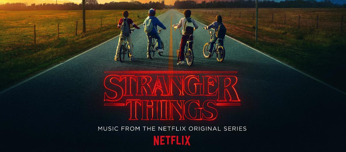 A Netflix Original Series Soundtrack Vinyl Record T