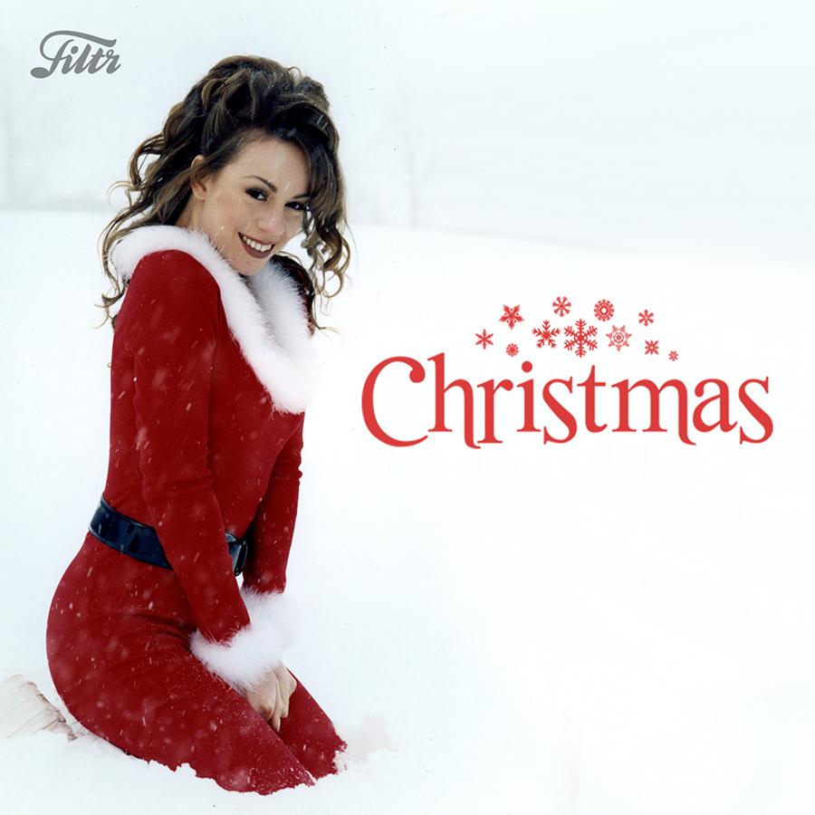 Mariah Carey Christmas Album Cover.Special Gift From Mariah Carey Legacy Recordings