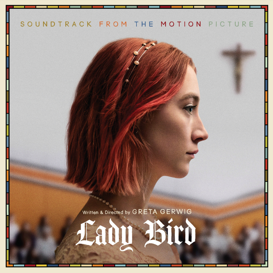 Legacy Recordings to Release LADY BIRD Soundtrack from the Motion Picture as Digital Album on January 12