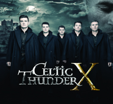 Top-Selling Global Supergroup Celtic Thunder Announces 10th Anniversary Release 'Celtic Thunder X' Out March 2