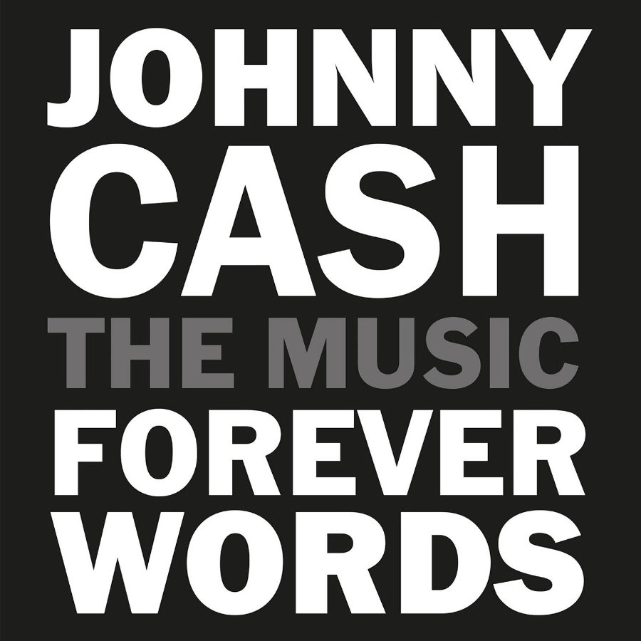 Legacy Recordings to Release 'Johnny Cash: Forever Words', an Album of Cash's Unknown Writings Transformed into Songs by Contemporary Artists