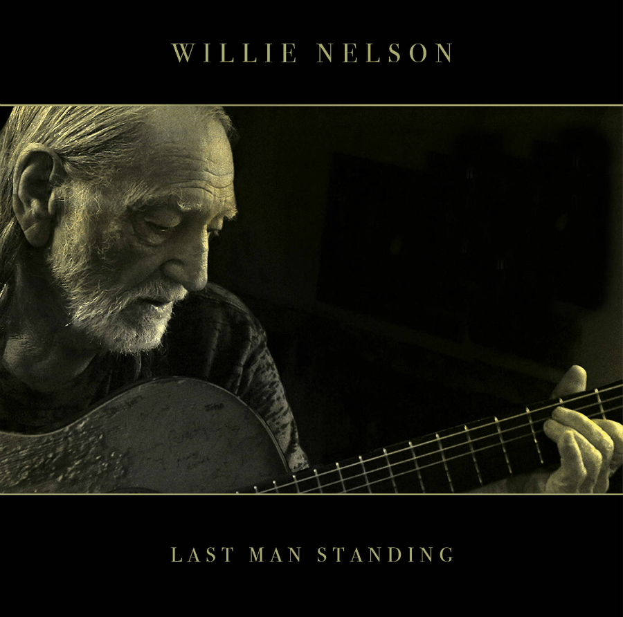 Willie Nelson Announces Powerhouse Studio album of 11 Newly-Penned Songs on Latest Album, 'Last Man Standing'