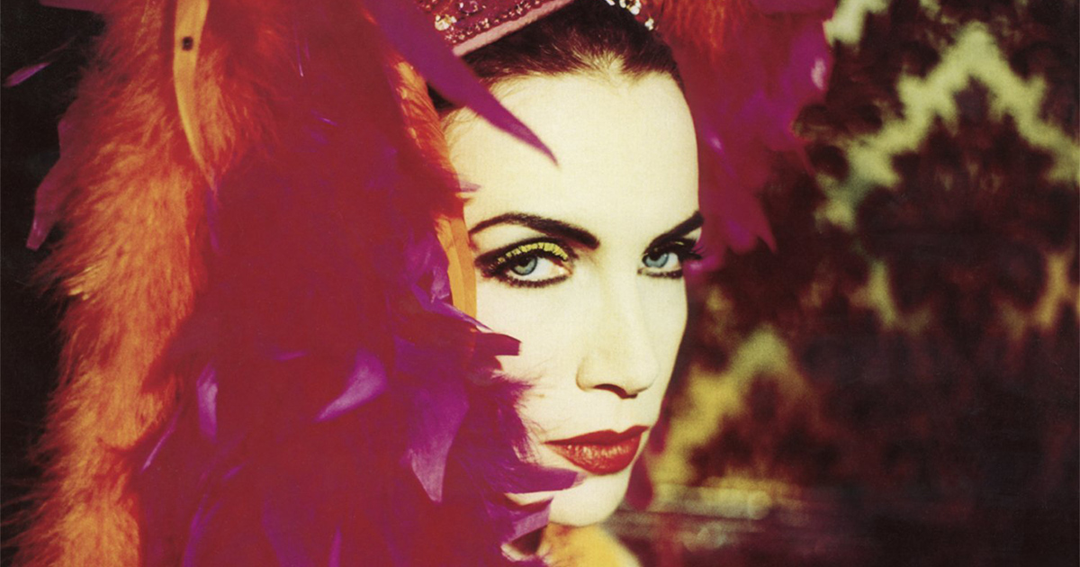Annie lennox diva and medusa albums reissued on vinyl - Annie lennox diva album ...