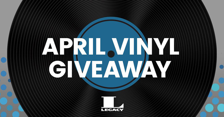 Enter The Daily Vinyl Giveaway