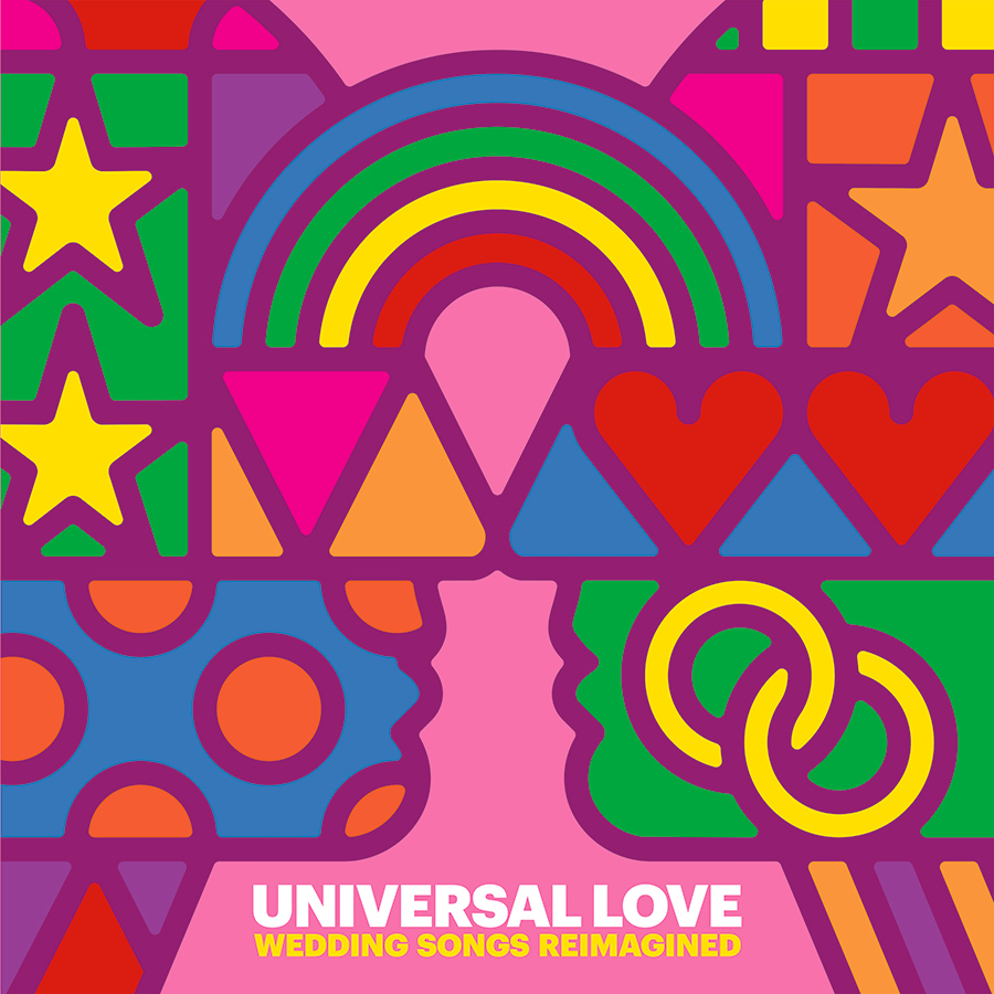 'UNIVERSAL LOVE,' Album Of Reimagined Wedding Songs