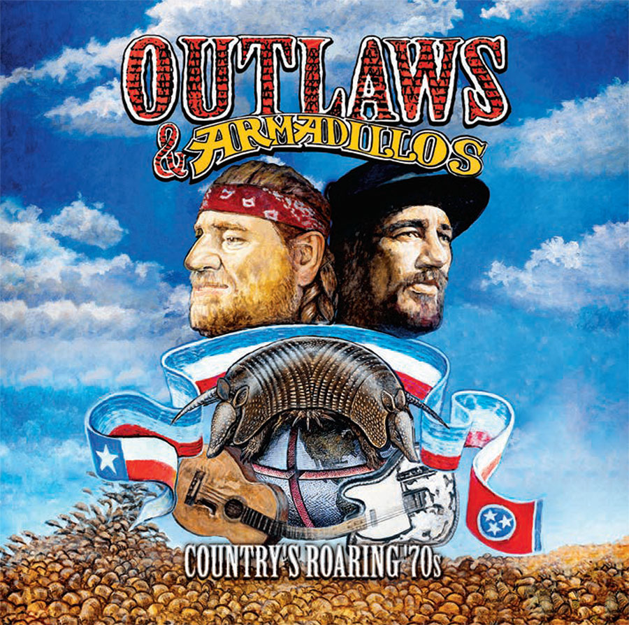 Country Music Hall of Fame and Museum Celebrates New Exhibit, Outlaws & Armadillos: Country's Roaring '70s with Concert and Two Weekends of Programs