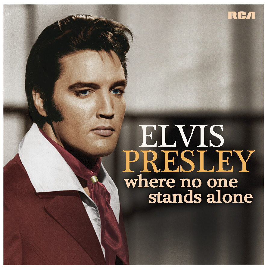 Premiere: Hear 'Saved' From New Elvis Album 'Where No One Stands Alone'