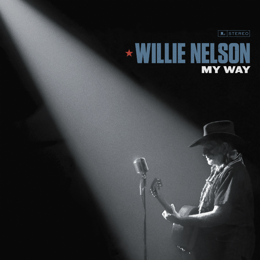 "Willie Nelson's ""I'll Be Around""–New Song and Video from Upcoming Studio Album 'My Way' –Premieres Today on YouTube and Vevo"