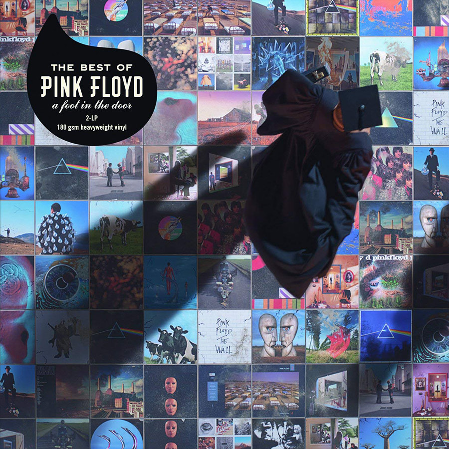 Pink Floyd 'A Foot In The Door – The Best Of Pink Floyd' Released For The First Time On Vinyl
