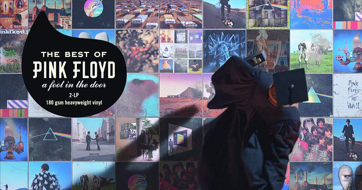 Pink Floyd A Foot In The Door The Best Of Pink Floyd