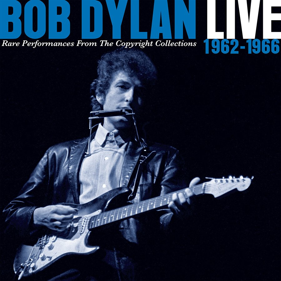 Bob Dylan 'Live 1962 – 1966: Rare Performances from The Copyright Collections' To Be Released On Digital & CD