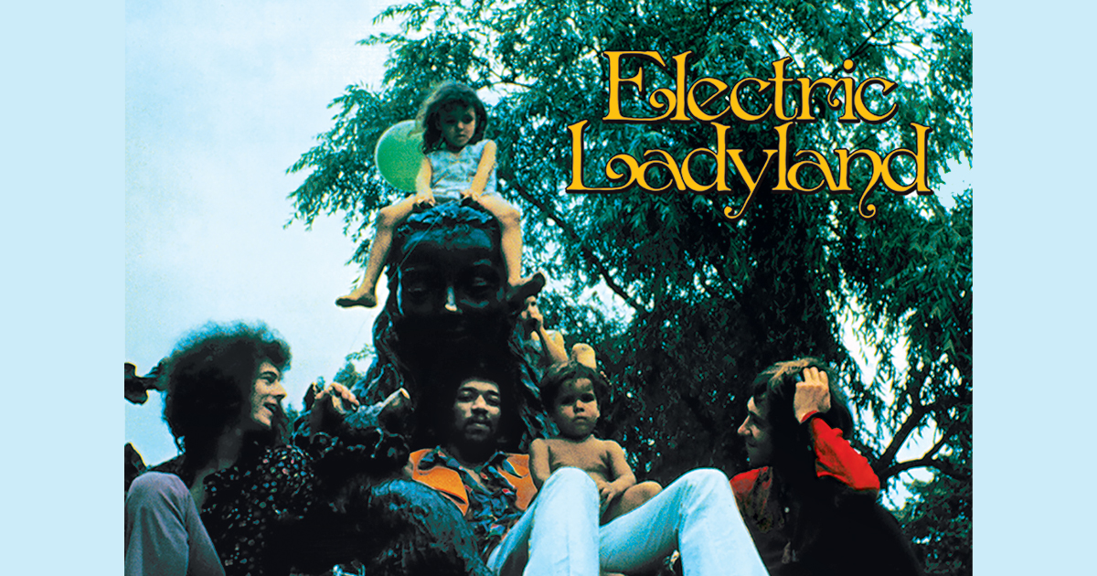 The Jimi Hendrix Experience Electric Ladyland Deluxe