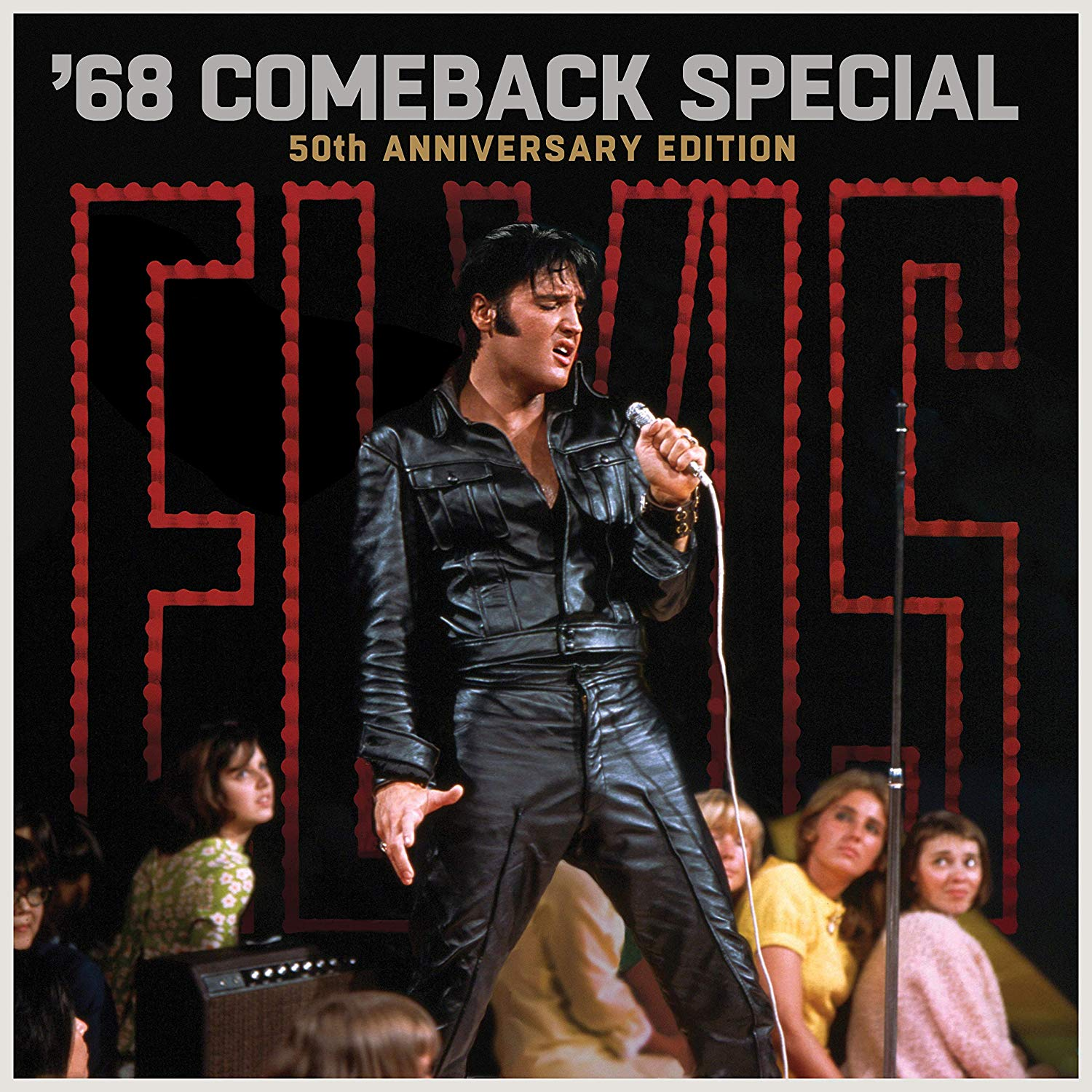 'Elvis Presley – '68 Comeback Special (50th Anniversary Edition)' Available Now!