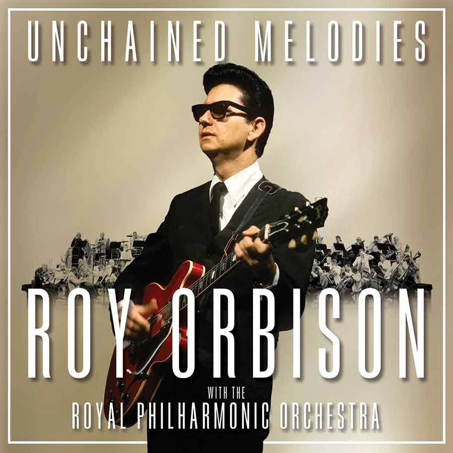'Unchained Melodies' by Roy Orbison With The Royal Philharmonic Orchestra Out November 16