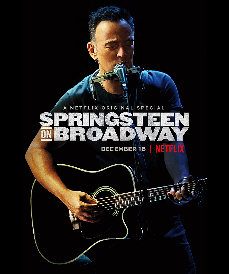 'Springsteen On Broadway' Only On Netflix December 16