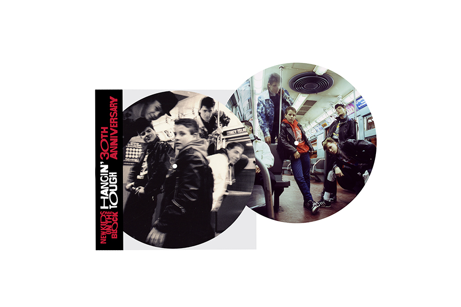 New Kids On The Block Set Special 30th Anniversary Edition Of Breakout Album Hangin' Tough For Release On March 8