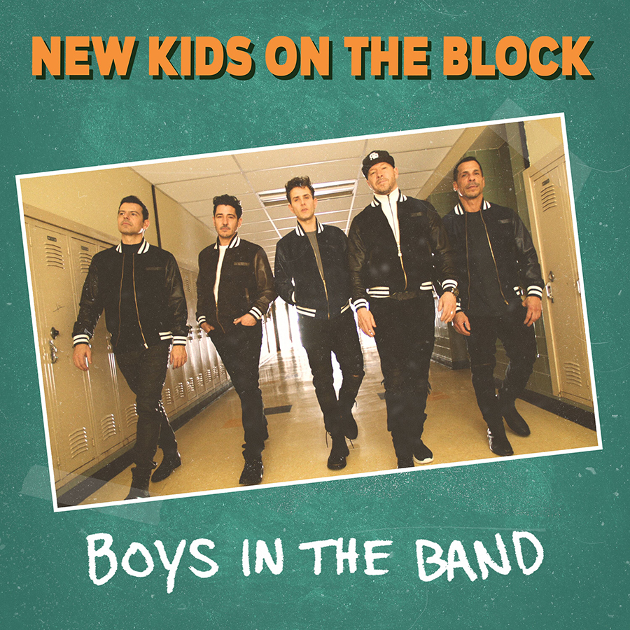 "New Kids On The Block Drops Epic New Music Video For Brand New Track ""Boys In The Band"""