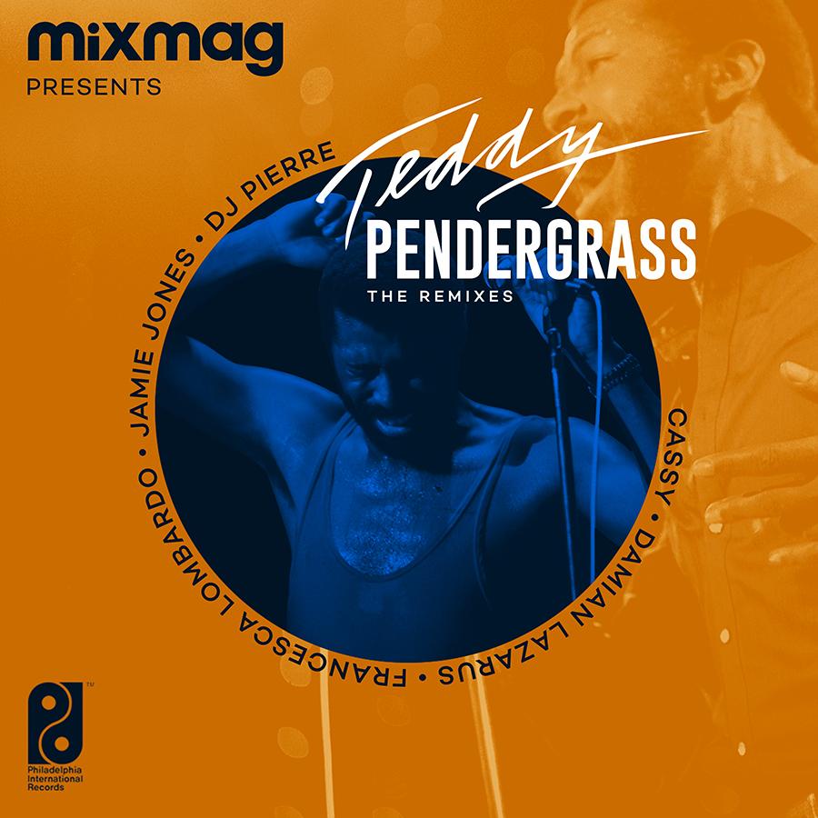 Mixmag Presents 'Teddy Pendergrass: The Remixes'