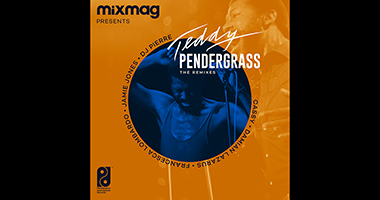 Mixmag Presents 'Teddy Pendergrass: The Remixes'