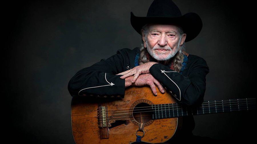 "Rolling Stone Premieres Willie Nelson's Music Video For ""Ride Me Back Home"""