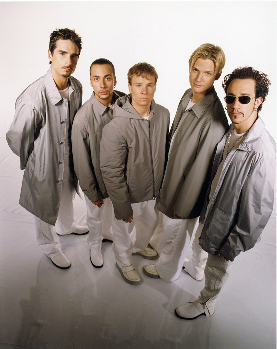 "A Special Edition Music Video Of The Backstreet Boy's Classic ""I Want It That Way (Millennium 20 Edition)"" Premieres Today"