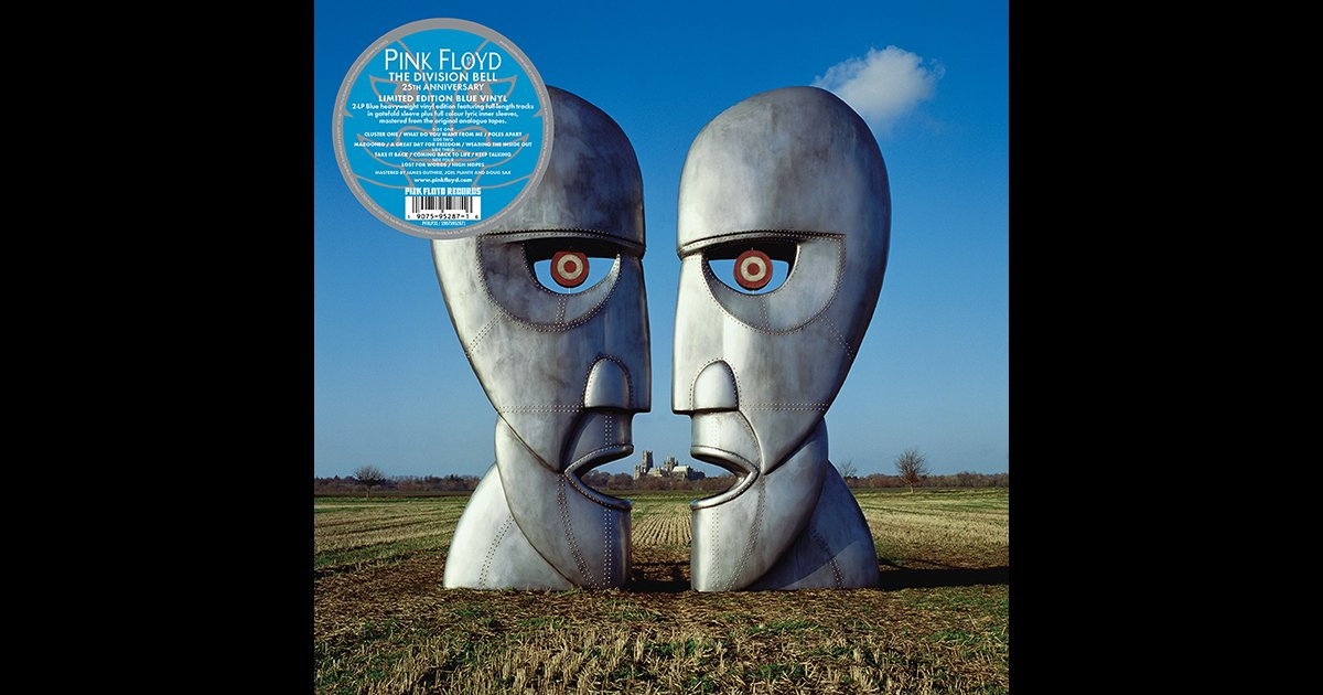 Pink Floyd: The Division Bell 25th Anniversary Limited Edition