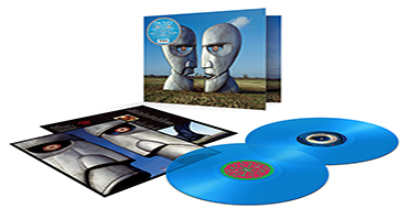 Pink Floyd:  The Division Bell 25th Anniversary Limited Edition Blue Vinyl Available June 7th