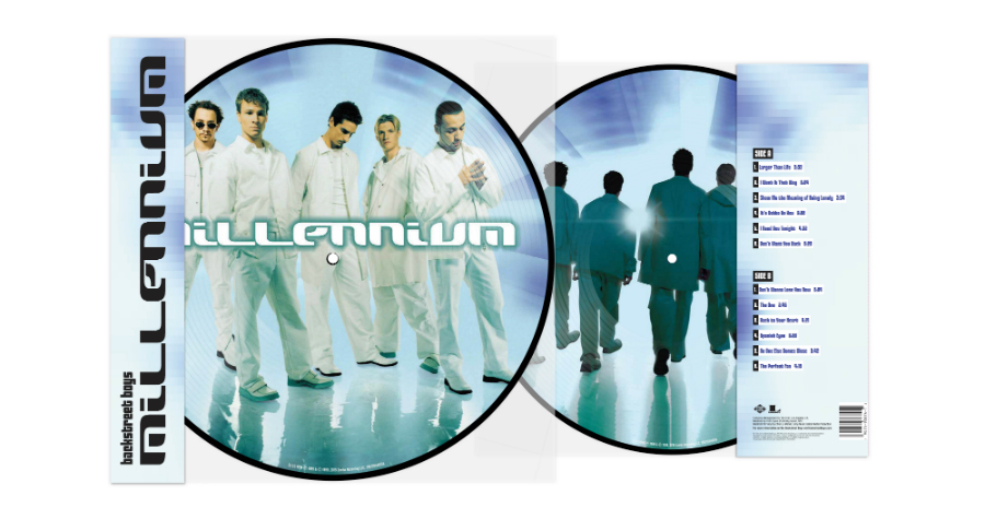 Backstreet Boys Invite Fans to Celebrate 20th Anniversary of Millennium 20 Week Videos, Playlists & More