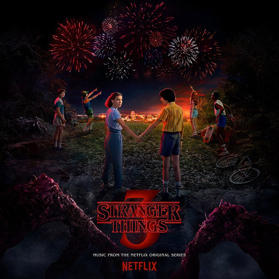 Legacy Recordings Announces Release of 'Stranger Things: Soundtrack' from the Netflix Original Series, Season 3