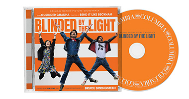 Columbia/Legacy Set to Release Blinded By The Light: Original Motion Picture Soundtrack on Friday, August 9