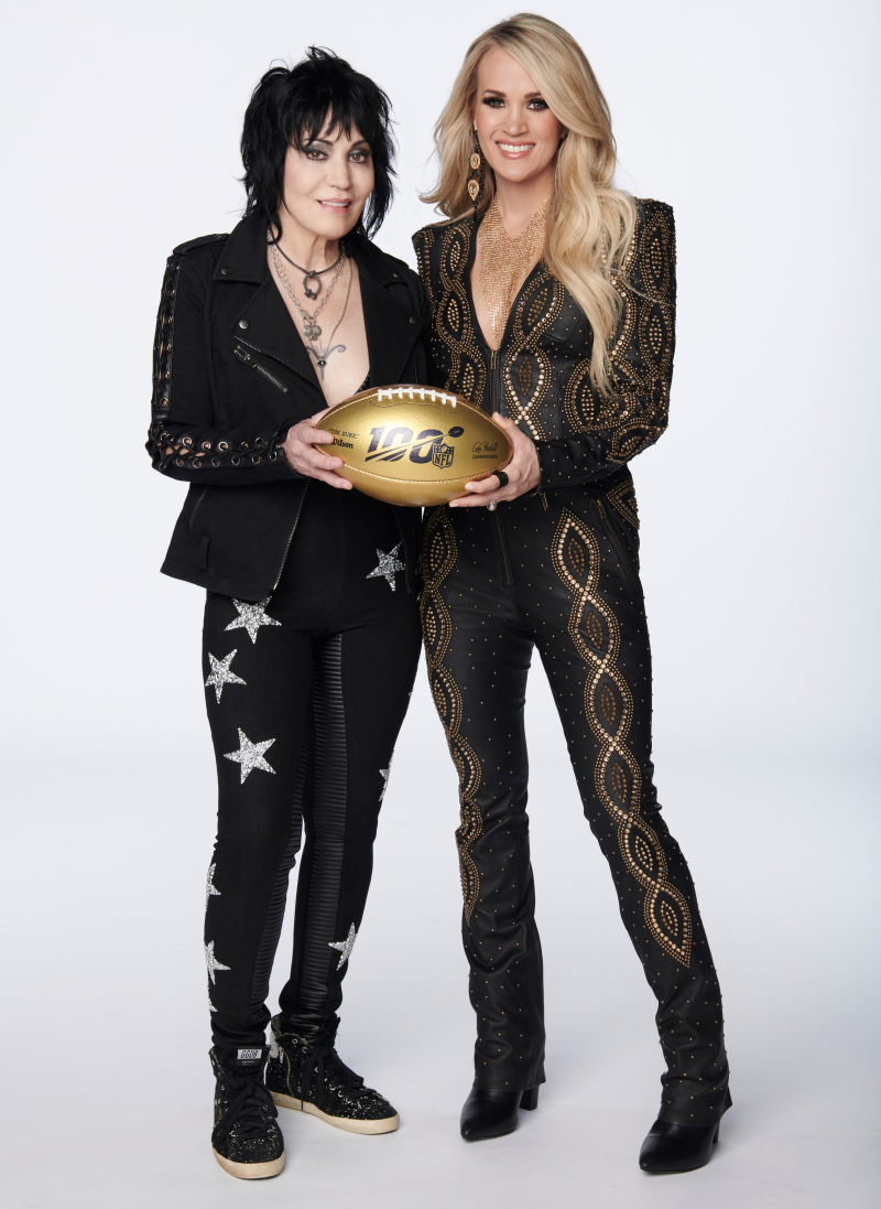 Joan Jett & Carrie Underwood To Perform 'Waiting All Day For Sunday Night'