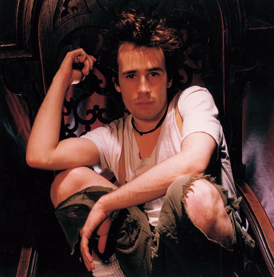 Columbia/Legacy Recordings Celebrates 25th Anniversary of Jeff Buckley's Grace with Multiple First Time Digital Releases and Expansion of Artist's Catalog Online