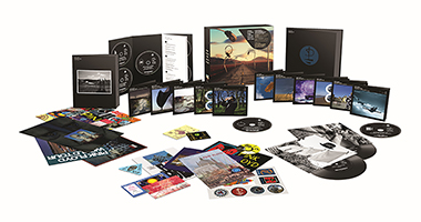 Pink Floyd To Release 'Pink Floyd The Later Years' – A Sixteen Disc Set Available December 13