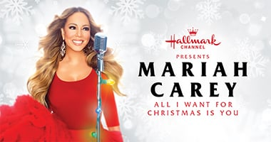 Global Superstar & Queen Of Christmas Mariah Carey Announces Special Limited Engagement Holiday Tour To Celebrate The 25TH Anniversary Of Her Debut Christmas Album