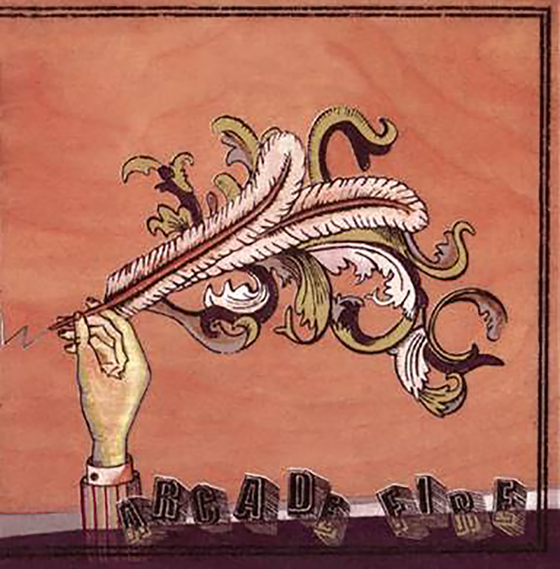 Arcade Fire Celebrates The 15th Anniversary Of Their Debut Album 'Funeral'
