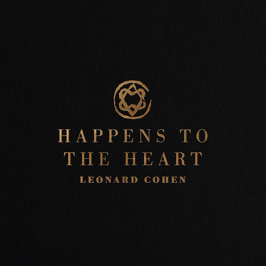 "Leonard Cohen's ""Happens To The Heart"" Debuts Today"