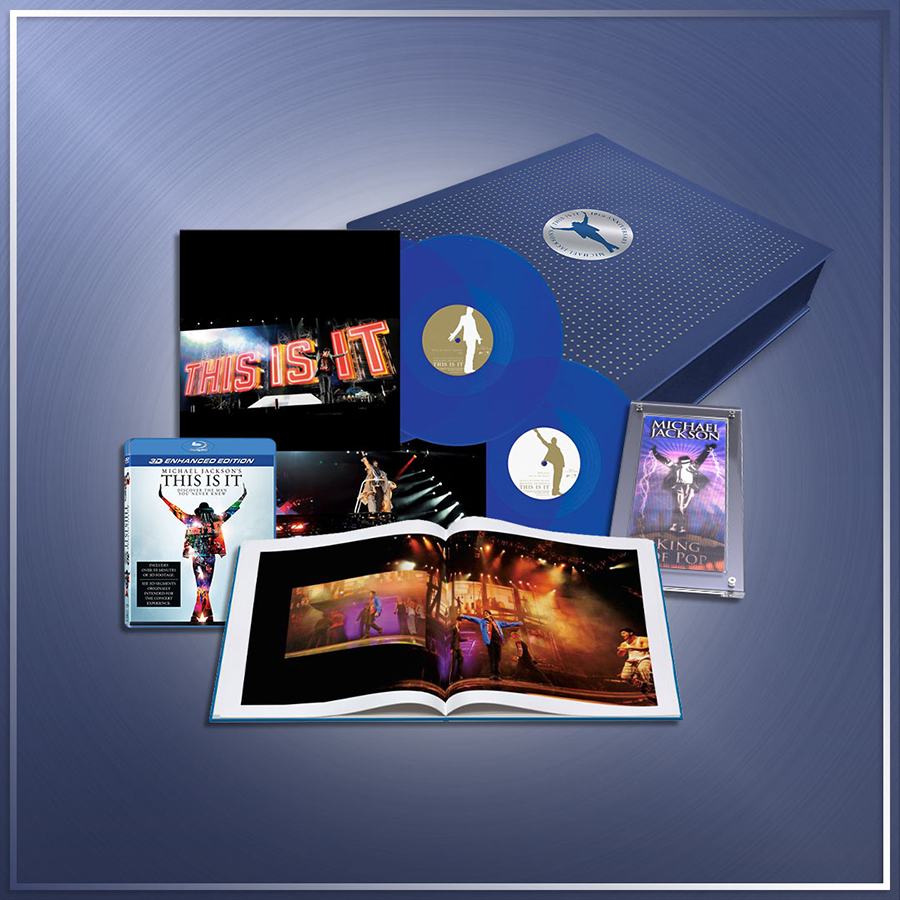 Michael Jackson's This Is It 10th Anniversary Box Set Available For Pre-Order Now