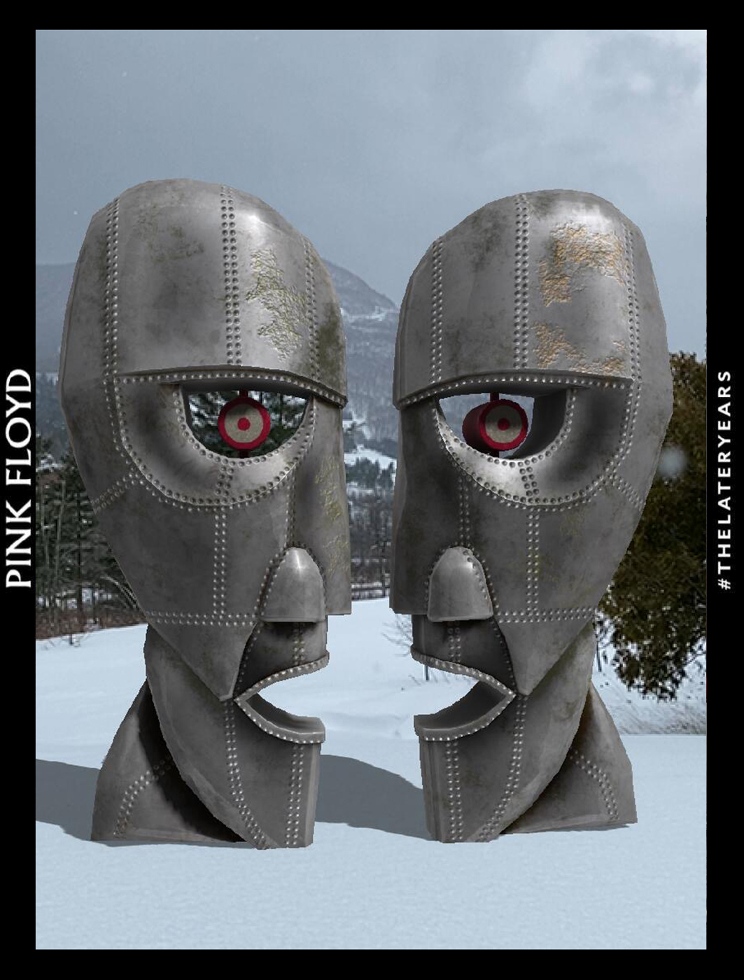 Pink Floyd 'THE LATER YEARS' Available Now