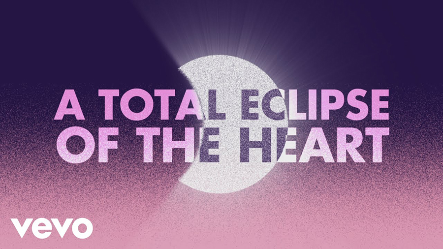 "Bonnie Tyler's ""Total Eclipse Of The Heart"" Now Available In 4K On YouTube"