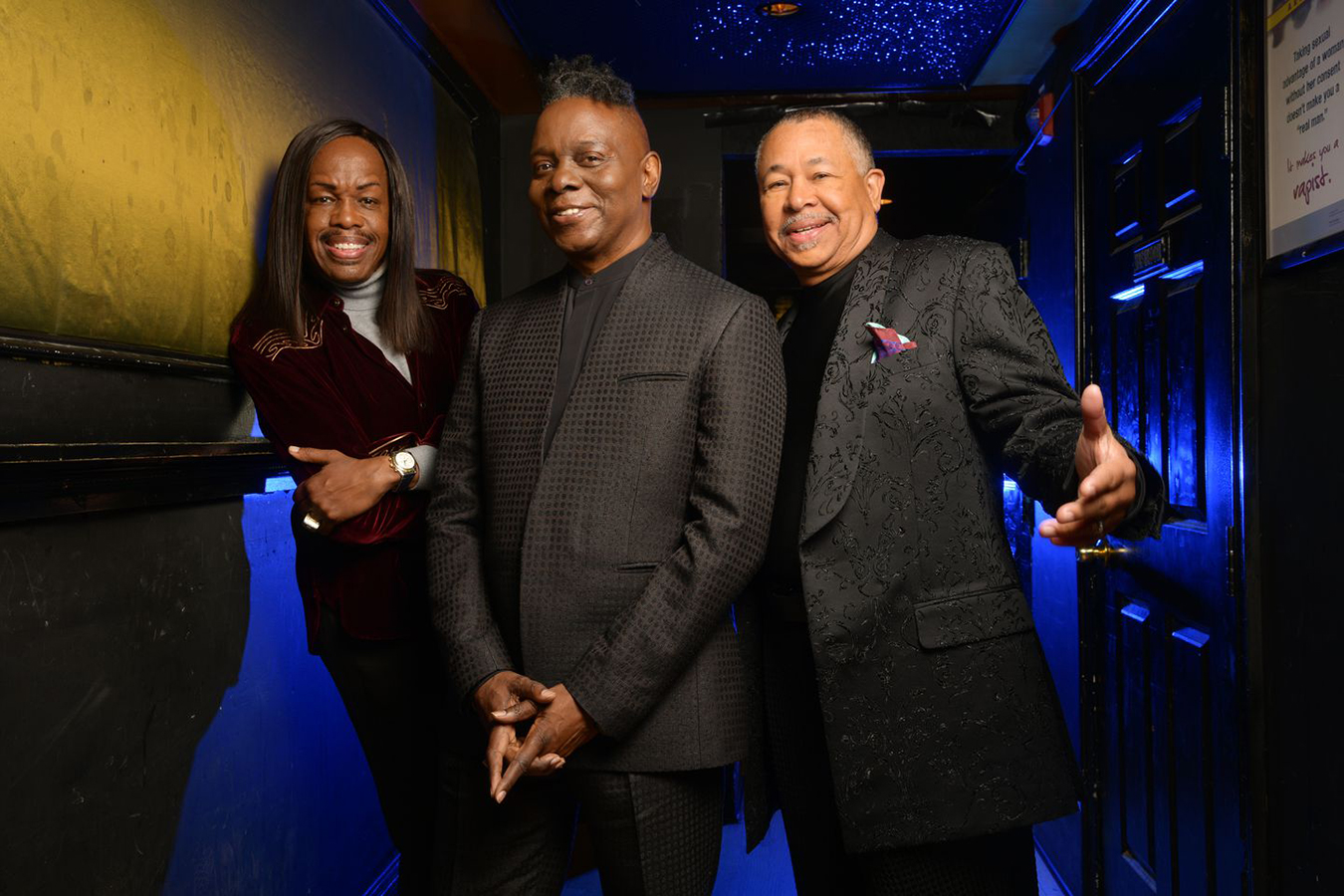 Earth, Wind & Fire To Be Honored At The Kennedy Center Honors Sunday, Dec. 8