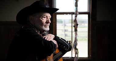 Willie Nelson's New Studio Album, First Rose Of Spring, Coming Friday, April 24